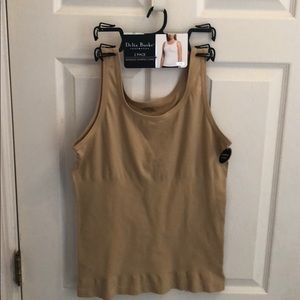 🌴DELTA BURKE INTIMATES shaping cami sz 2x (1 only
